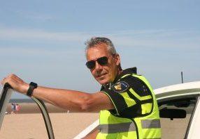 Hans Berkhof, politievrijwilliger