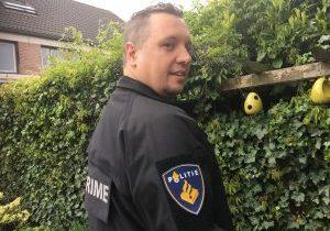 LOPV Politie vrijwilliger Politie